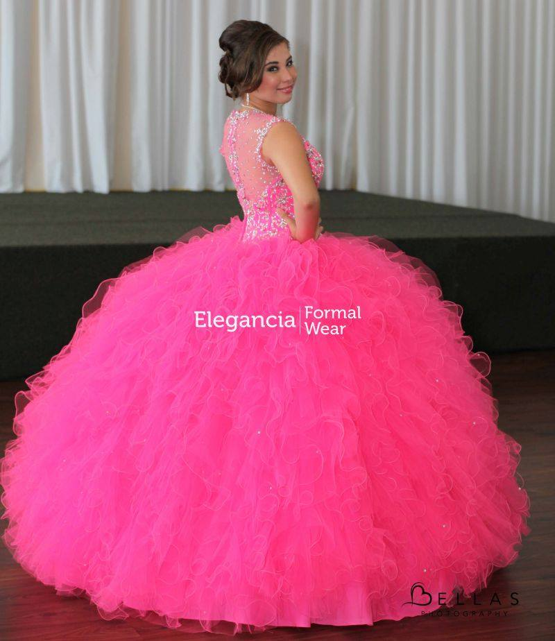 Elegancia Formal Wear | Vestidos de Quinceañera en Dallas TX |
