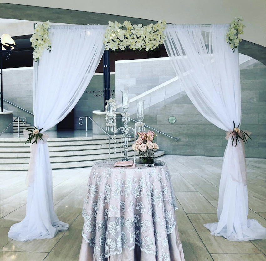Mcm Glamour Quinceanera And Wedding Decorations Dallas