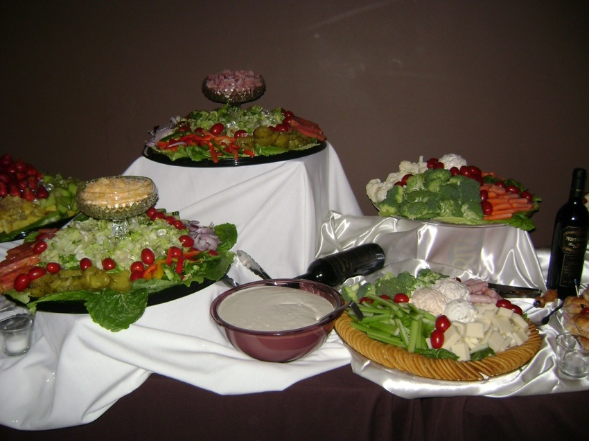 Rosy Catering Dallas TX