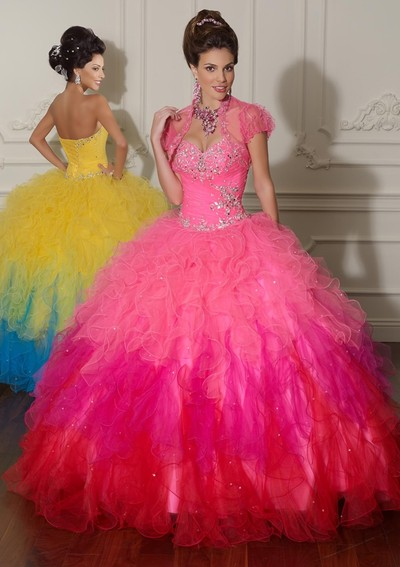 Dallas quince dresses