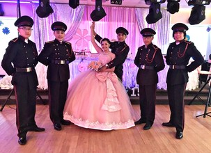 quinceanera choreography dallas