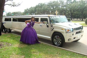 limos en houston tx para quinceanera